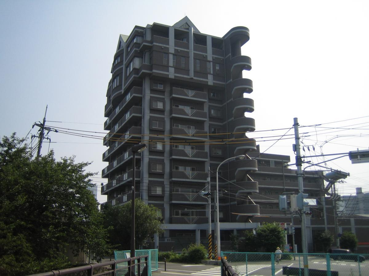 賃貸マンションホウライツルビルの画像1