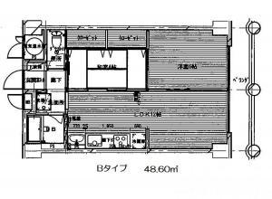 賃貸マンション幟町熊本ビルの画像2