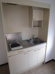 賃貸マンションエクセレンス宝のキッチン画像4