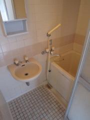 賃貸マンションエクセレンス宝の浴室画像6