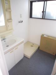 賃貸マンション松本ビルの洗面所画像8
