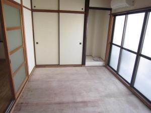 賃貸マンション松本ビルの和室画像6