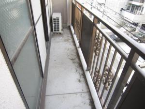 賃貸マンション松本ビルのバルコニー画像11