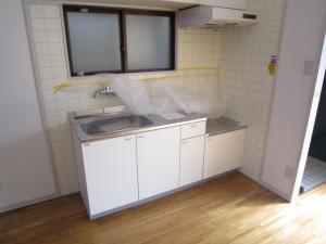 賃貸マンション松本ビルのキッチン画像4