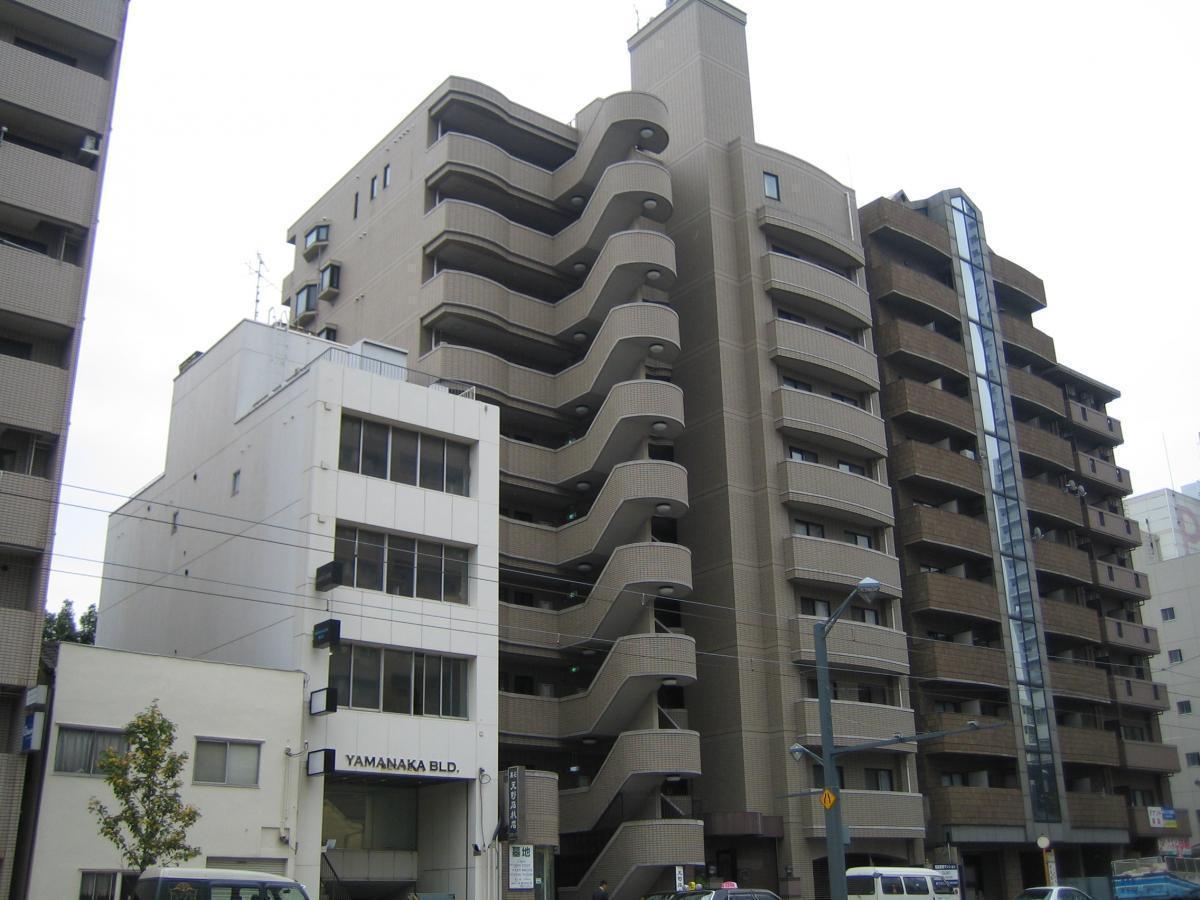 賃貸マンションガーデンビュー天野の画像1