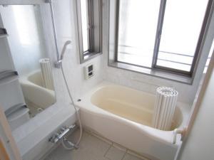 賃貸マンションハウスバーンフリート平和大通りの浴室画像13