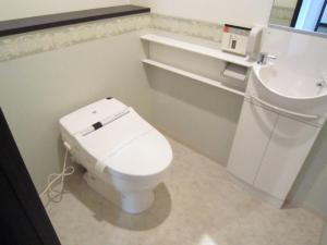 賃貸マンションハウスバーンフリート平和大通りのトイレ画像14