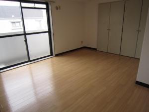賃貸マンションスカイハイツ3号の洋室②画像5