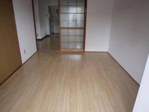 賃貸マンションスカイハイツ3号の洋室①画像4