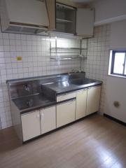 賃貸マンションスカイハイツ3号のキッチン画像7