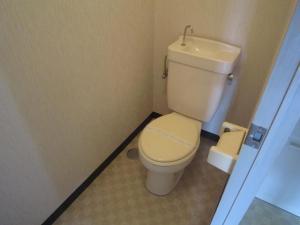 賃貸マンションスカイハイツ3号のトイレ画像11