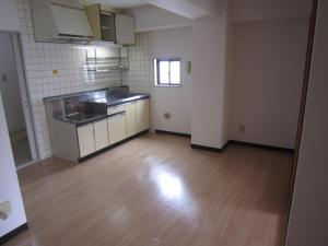 賃貸マンションスカイハイツ3号のDK画像3