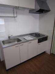 賃貸マンション松村マンションのキッチン画像8