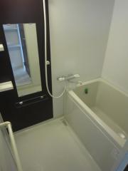 賃貸マンションシャトレ三陽の浴室画像13
