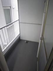 賃貸マンションシャトレ三陽のバルコニー(キッチン裏)画像17