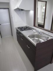 賃貸マンションシャトレ三陽のキッチン画像8