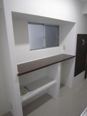 賃貸マンションシャトレ三陽のキッチン収納画像9