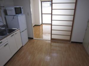 賃貸マンションリバーハンドビルのDK画像4