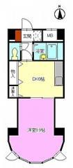 賃貸マンション第2ホウライツルハウスの画像2