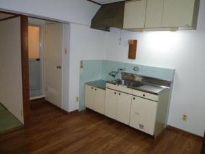 賃貸マンション松村ビルのキッチン画像5