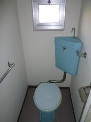 賃貸マンション松村ビルのトイレ画像7