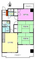 賃貸マンションセジュールHARAの画像2