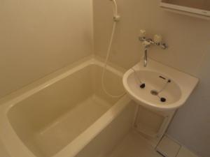賃貸マンションアペックス免出の独立お風呂でゆったりお湯につかれます画像4